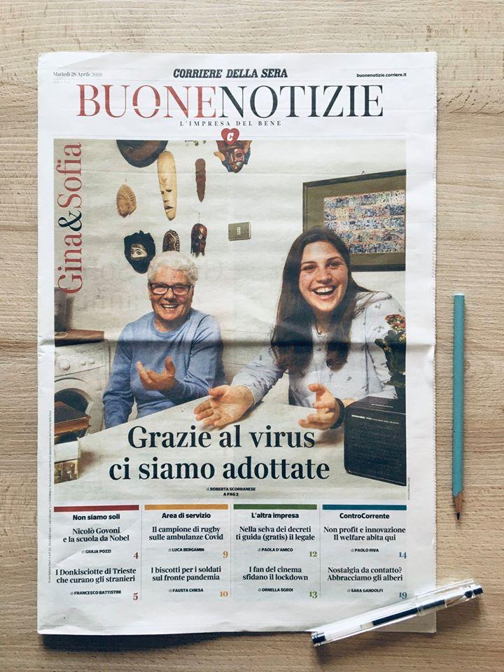 Corriere della Sera ( Corriere Buone Notizie )