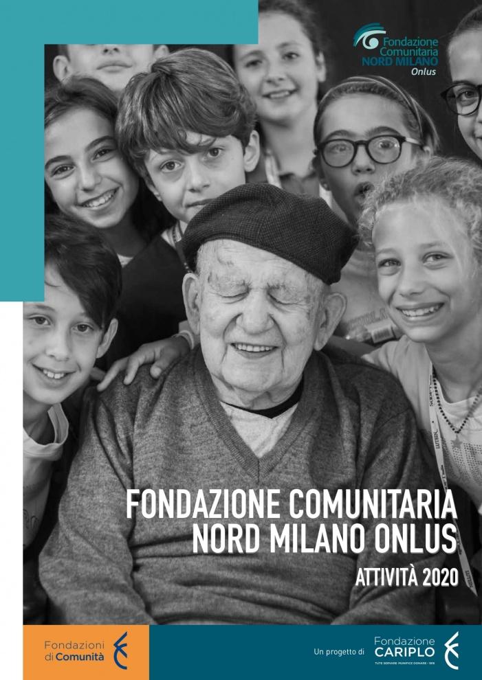 Report Fondazione Comunitaria Nord Milano 2020