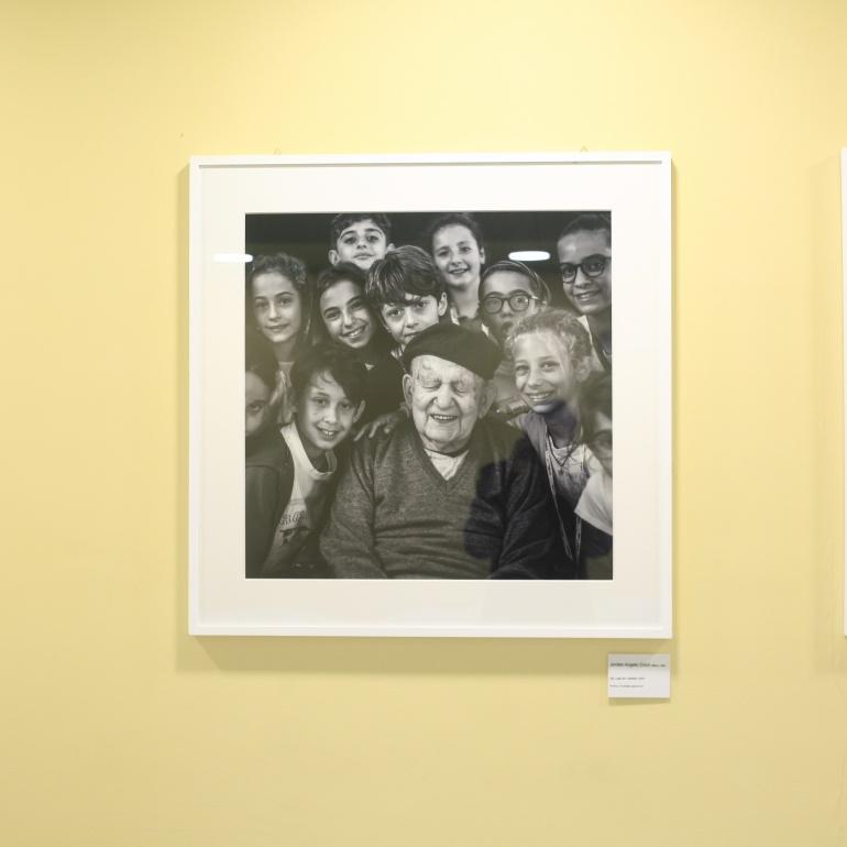 Generazioni - I bambini e gli ospiti della Residenza San Martino